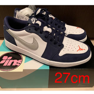 NIKE - NIKE SB AIR JORDAN 1 LOW QS 27cm 新品未使用