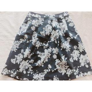 アベイル(Avail)の量産型 花柄スカート(ミニスカート)