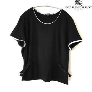バーバリー(BURBERRY)の【Burberry】Tシャツ (SS) チェックBurberry London(Tシャツ(半袖/袖なし))