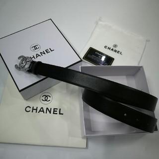 シャネル(CHANEL)のCHANEL ベルト 超美品 レディース 早い者勝ち(ベルト)