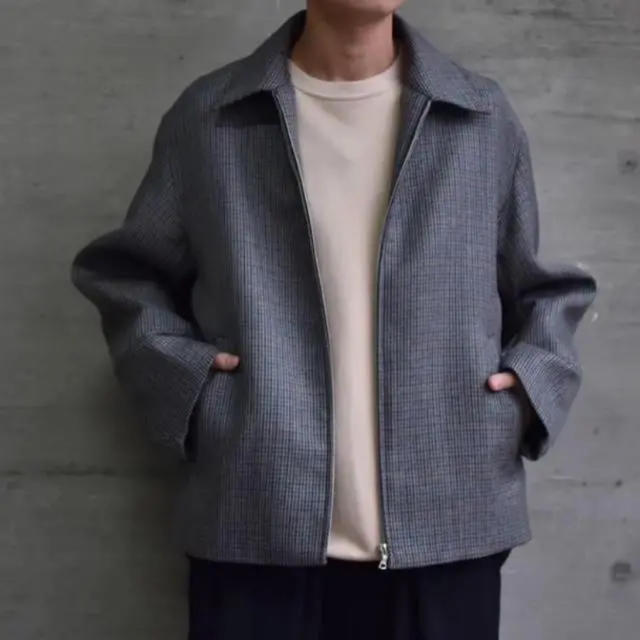 COMOLI(コモリ)のAURALEE オーラリー  メンズのジャケット/アウター(ブルゾン)の商品写真