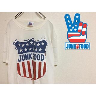 三代目 J Soul Brothers - JUNKFOOD 三代目JSB着 アメリカピース 半袖