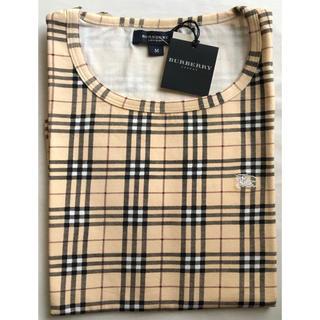 バーバリー(BURBERRY)のバーバリーストレッチTシャツ(Tシャツ(半袖/袖なし))
