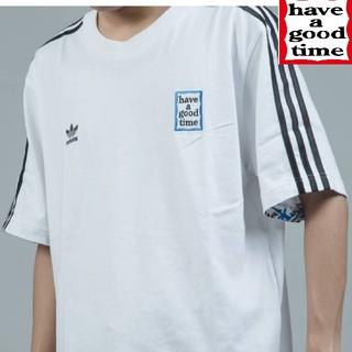 アディダス(adidas)のadidas have a good time L(Tシャツ/カットソー(半袖/袖なし))