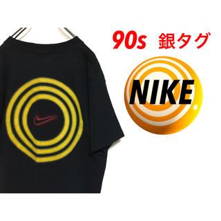 NIKE - 【希少・90s】NIKE ナイキ 銀タグ 半袖シャツ
