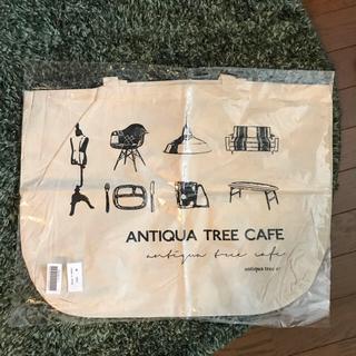 アンティカ(antiqua)のantiquaコットンバッグ✳︎未開封(トートバッグ)