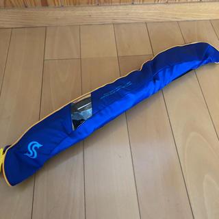 【新品未使用】 自動膨張式救命胴衣 ウエストベルトタイプ BSJ-5520RS(ウエア)