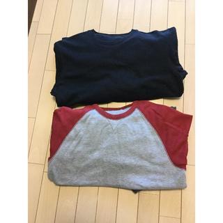 ユニクロ(UNIQLO)のユニクロ ジャージ上下 Mサイズ(グレー)、Lサイズ(ブラック)(ジャージ)