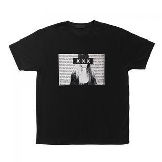 ジィヒステリックトリプルエックス(Thee Hysteric XXX)の2019新作 ゴッドセレクションXXX ブラック L(Tシャツ/カットソー(半袖/袖なし))