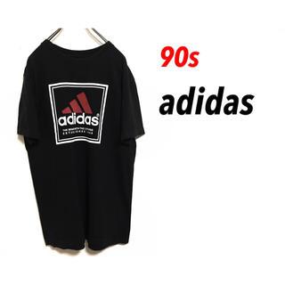 アディダス(adidas)の【希少・90s】アディダス vitage 半袖シャツ(Tシャツ/カットソー(半袖/袖なし))