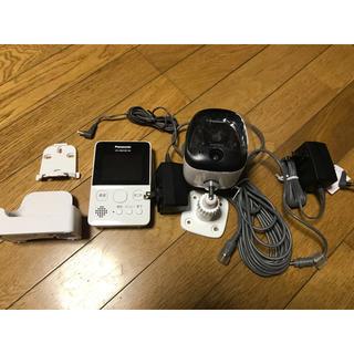 パナソニック(Panasonic)のパナソニック モニター付屋外カメラ VS-HC105(防犯カメラ)