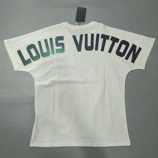 ルイヴィトン(LOUIS VUITTON)のLV メンズ 半袖 Tシャツ 2019ss新品 夏コーデ(Tシャツ/カットソー(半袖/袖なし))