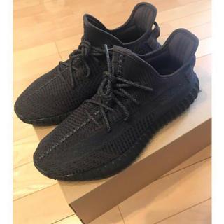 adidas - yeezy boost 350 v2 black 30.0cm