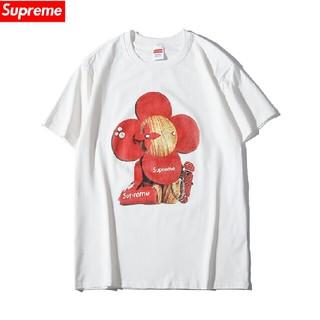 ルイヴィトン(LOUIS VUITTON)のLOUIS VUITTON ユラブ ホワイト メンズ Tシャツ(Tシャツ/カットソー(半袖/袖なし))