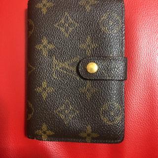 ルイヴィトン(LOUIS VUITTON)のルイヴィトン モノグラム 財布 折り財布 がま口 金具 ヴィエノワ(その他)