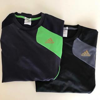 アディダス(adidas)のadidas  set(Tシャツ/カットソー(半袖/袖なし))