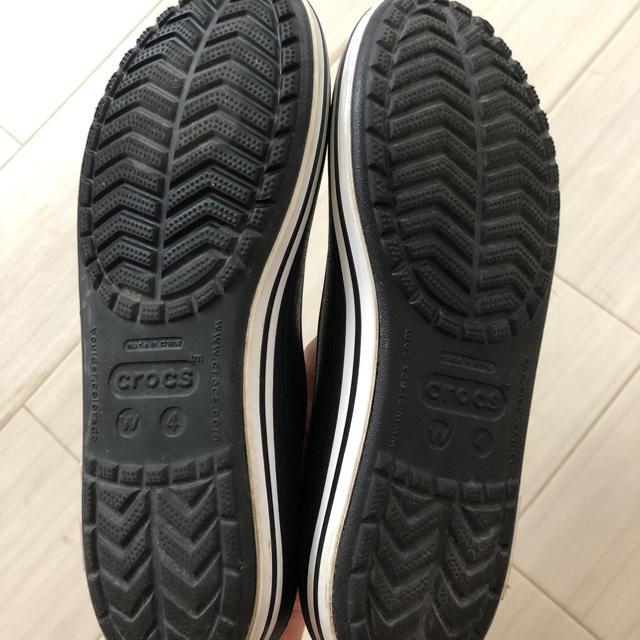 crocs(クロックス)のクロックス フラットサンダル レディースの靴/シューズ(サンダル)の商品写真