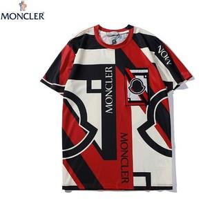 モンクレール(MONCLER)のTシャツ男女兼用 お洒落(Tシャツ/カットソー(半袖/袖なし))