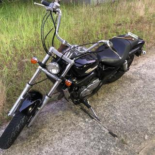 カワサキ(カワサキ)のエリミネーター250v (車体)