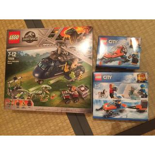 Lego - LEGO 3点セット 新品未開封品