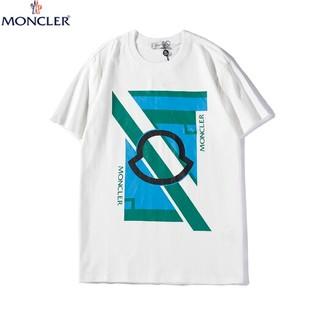 モンクレール(MONCLER)のTシャツ男女兼用  春向き お洒落(Tシャツ/カットソー(半袖/袖なし))