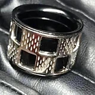 ルイヴィトン(LOUIS VUITTON)のルイヴィトン  ダミエリング (リング(指輪))