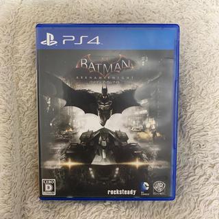 PlayStation4 - ps4 バットマン アーカムナイト