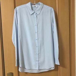 ユニクロ(UNIQLO)のUNIQLO シャツ(Tシャツ(長袖/七分))