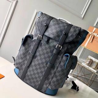 ルイヴィトン(LOUIS VUITTON)のLouis Vuitton バックパック Christopher クリストファー(バッグパック/リュック)