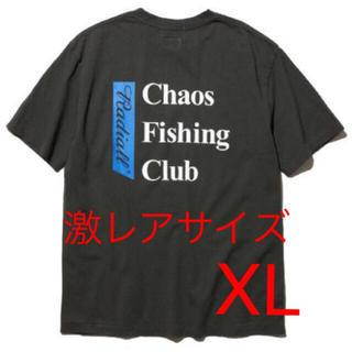 希少 Chaos Fishing Club × RADIALL 限定Tシャツ