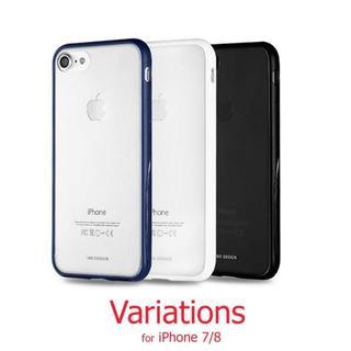 ad1826986f iPhone7 iPhone8 ケース クリアケース ハードケース リアカバー(iPhoneケース)