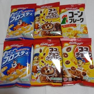コストコ(コストコ)の【専用商品】ケロッグ バラエティーセット 4種 計6個 (その他)