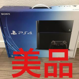 PlayStation4  箱も綺麗です。