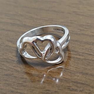 ティファニー(Tiffany & Co.)のティファニー トリプルハート リング(リング(指輪))