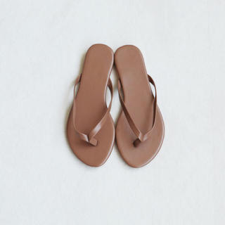TODAYFUL - TODAYFUL Ecoleather Beach Sandals ベージュ