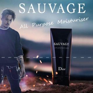 ディオール(Dior)の◆最新・未入荷◆DIOR/ソヴァージュ/フェイス&ボディクリーム150ml(ボディクリーム)
