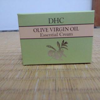 ディーエイチシー(DHC)のDHCオリーブバージンオイルエッセンシャルクリーム(フェイスクリーム)
