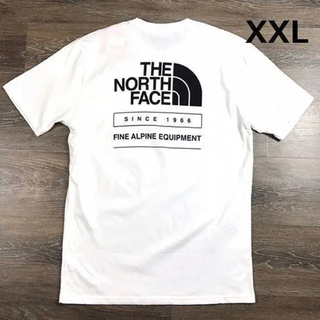 新品未使用  ノースフェイスTシャツ 希少BIGサイズ