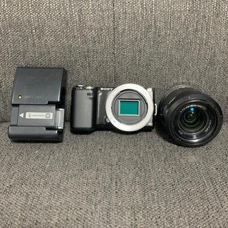 SONY - SONY ミラーレス一眼レフ カメラ NEX-5N ブラック