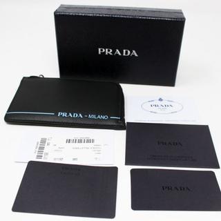 プラダ(PRADA)の新品 2018AWモデル PRADA カードケース★ミニウォレットにも(コインケース/小銭入れ)