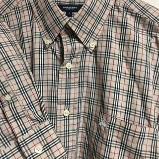 【美品】Burberry London ノバチェックシャツ(長袖)