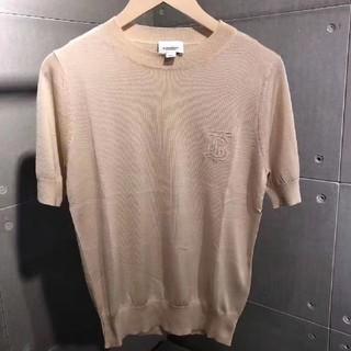 バーバリー(BURBERRY)のBURBERRY  Tシャツ  半袖   春夏物(Tシャツ(半袖/袖なし))