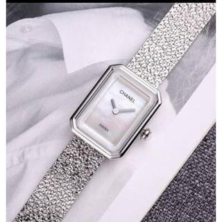 シャネル(CHANEL)のシャネルウォッチ 腕時計 レディース おしゃれ時計シチズンムーブメントJ12(腕時計)