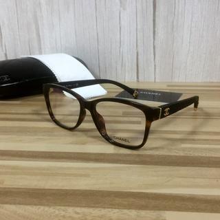 シャネル(CHANEL)のCHANELシャネル メガネフレーム 3324鼈甲(サングラス/メガネ)