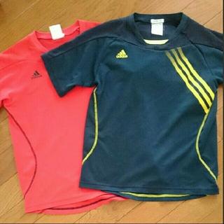 adidas - アディダス Tシャツ 150cm 2枚セット