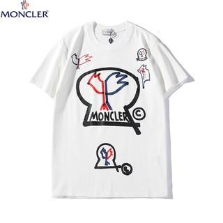 モンクレール(MONCLER)のTシャツ男女兼用 新品未使用(Tシャツ/カットソー(半袖/袖なし))