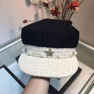 CHANEL - シャネル帽子キャップ綺麗可愛い