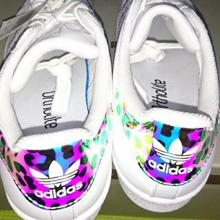 アディダス(adidas)のadidas スーパースター 海外限定品(スニーカー)