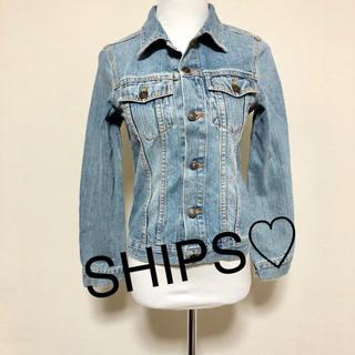 シップス(SHIPS)のSHIPS☆デニムGジャン(Gジャン/デニムジャケット)