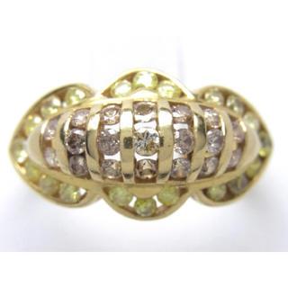 K18 ダイヤモンド 1.04ct リング(リング(指輪))